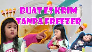 Video Bikin Es Krim Tanpa Freezer?? Emang Bisa??!! | EPS. 75 MP3, 3GP, MP4, WEBM, AVI, FLV Januari 2019