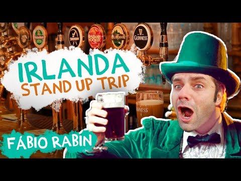 Fábio Rabin - Stand Up Trip Irlanda (Dublin)