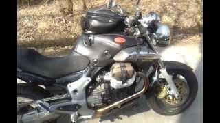 9. Moto Guzzi Breva 1100 de 2008, 47.000km