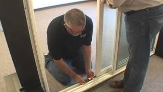 Roller Adjustment for Atrium Patio Doors