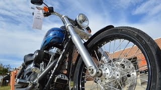 10. SOLD! 2012 Harley-Davidson® FXDWG - Dyna® Wide Glide® 3212