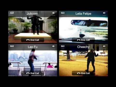 Skype pour iPhone : désormais avec la vidéo