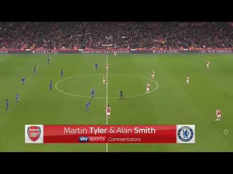 Arsenal vs Chelsea 2-1 - All Goals & Extended Highlights - 24/01/2018 HD