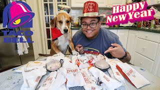 Video Taco Bell $20 Breakfast Value Menu Challenge Randy Santel MP3, 3GP, MP4, WEBM, AVI, FLV Oktober 2018