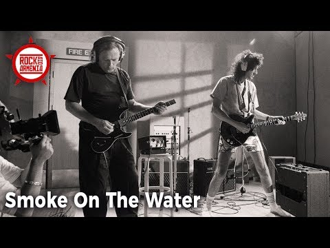 smoke on the water - deep purple feat best rock artist