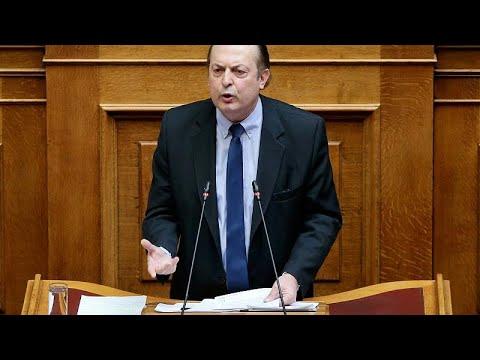 Ανεξαρτητοποιήθηκε ο βουλευτής των ΑΝΕΛ Γιώργος Λαζαρίδης…