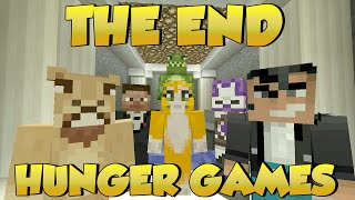Minecraft Xbox One Hunger Games - The End - Feat - Stampylonghead VS TheDiamondMinecart & More