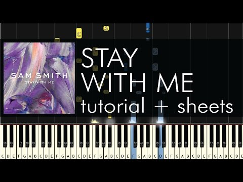 Stay With Me - Sam Smith video tutorial preview