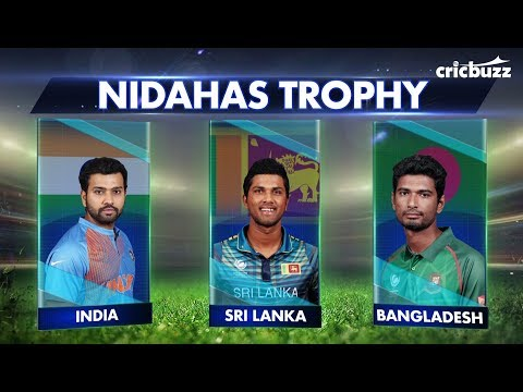 Nidahas Trophy Preview