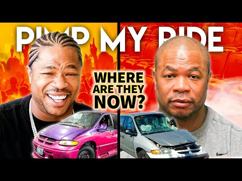 Pimp My Ride | Where Are They Now? | How MTV Ruined Xzibit's Life...