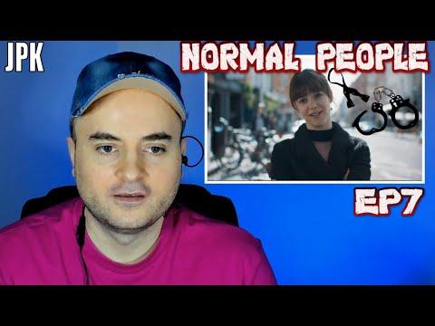 Normal People REACTION | Episode 7 | Season 1