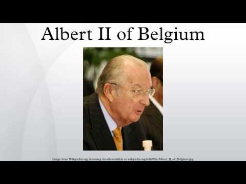 Albert II of Belgium