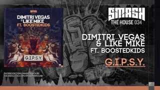 Thumbnail for Dimitri Vegas & Like Mike — GIPSY