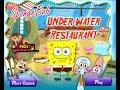 مطعم سبونج بوب تحت الماء - لعبة كرتون سبونج بوب