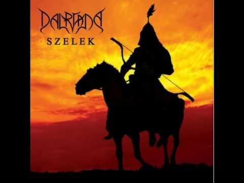 Tekst piosenki Dalriada - Hej, virágom po polsku