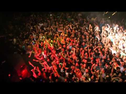 Basshunter at Stereo Live
