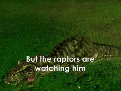 Walking with Raptors