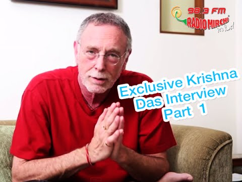 EXCLUSIVE interview with Krishna Das - 1