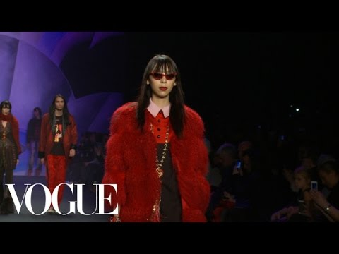 Anna Sui Fall 2014 Ready-to-Wear – Fashion Show – Style.com