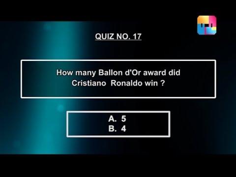 (Cristiano Ronaldo's total Ballol d'Or | 5 or 4 | NAME OF THE...3 min, 29 sec.)