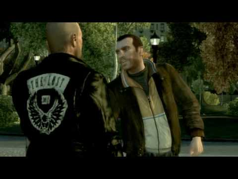 Grand Theft Auto IV The Los...