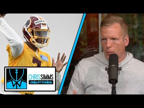 Simms: Dwayne Haskins impressing Washington Redskins early on | Chris Simms Unbuttoned | NBC Sports - Thời lượng: 18:35.