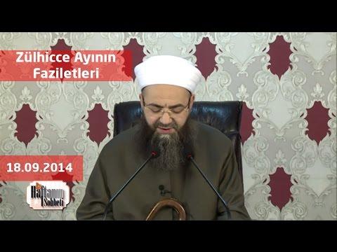 18 Eylül 2014 Ahmet Yesevi Derneği Sohbeti