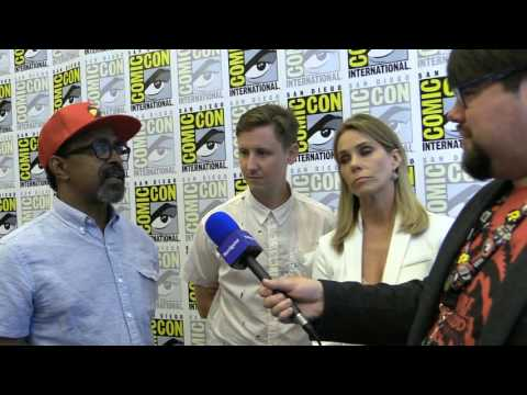Interview with the cast of Son of Zorn at San Diego Comic-Con 2016