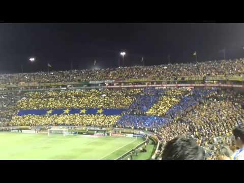 Recibimiento de Tigres vs América Final de Concacaf 2016 - Libres y Lokos - Tigres