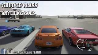 Forza 5 | Fall Invitational | 1000+hp 1/2 Mile Rolls | Supra, LP-570, C7, GTR W/SpecAgentProduction