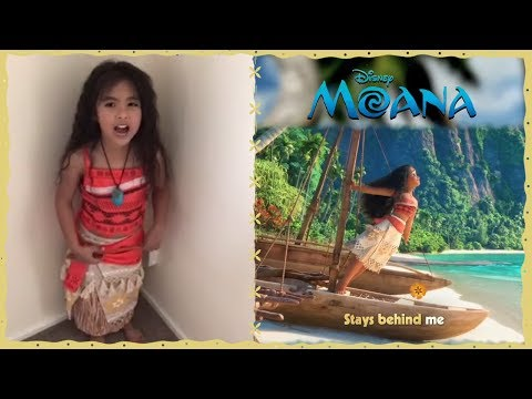 Moana | Fans Sing How Far I'll Go! | Disney Junior UK