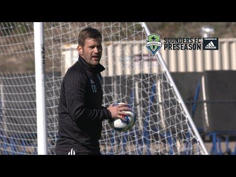 Video: Tom Dutra on goalkeepers' preseason progress