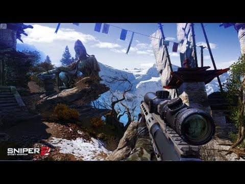Sniper: Ghost Warrior 2 (CD-Key, Steam, Region Free) gameplay