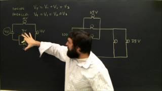 Physics Help: Voltage Formula Electricity Diagrams Part 2