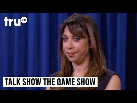 Talk Show the Game Show - Bonus Game: Stay for The Lingonberries (ft. Illeana Douglas) | truTV
