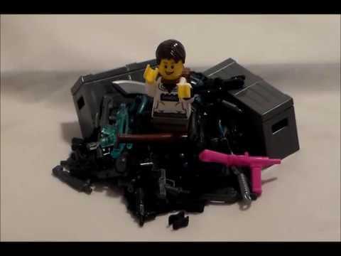 2014 BrickArms G.I. Brick Haul! (Lots More Halo Guns!)