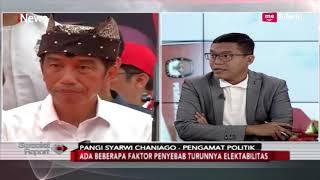 Video MENARIK! Elektabilitas Jokowi Menurun, Begini Tanggapan TKN Paslon Nomor 01 - Special Report 25/03 MP3, 3GP, MP4, WEBM, AVI, FLV Maret 2019