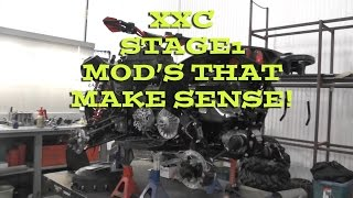 5. Modifications That Make Sense! Stage 1 Renegade XXC 2016