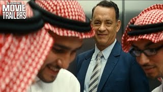 "Tom Hanks is in Saudi Arabia in ""A Hologram for the King"" 