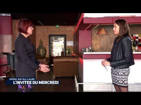 L'invitée du mercredi : Muriel Natali-Laure