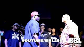 Bloodsport Battle League | Battle Rap Roley vs. Fat Rat