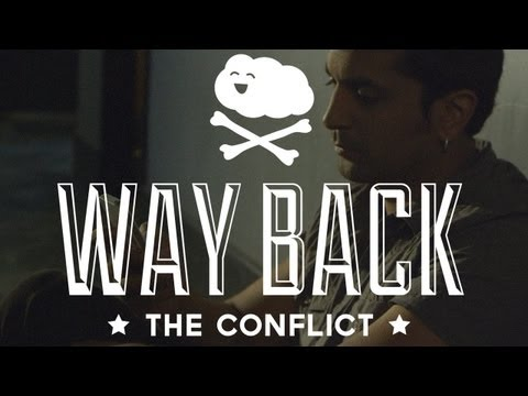 Super Happy Fun CLub - Way Back (The Conflict)