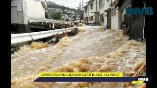 Video Jepun dilanda banjir luar biasa, 122 maut [LIVE] Berita Nasional INV8, 12.30 TENGAHARI, SELASA, 10 MP3, 3GP, MP4, WEBM, AVI, FLV Februari 2019