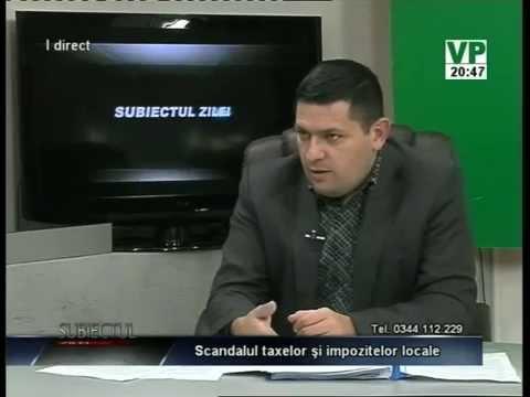Emisiunea Subiectul zilei – Ionuț Ionescu – 27 noiembrie 2014