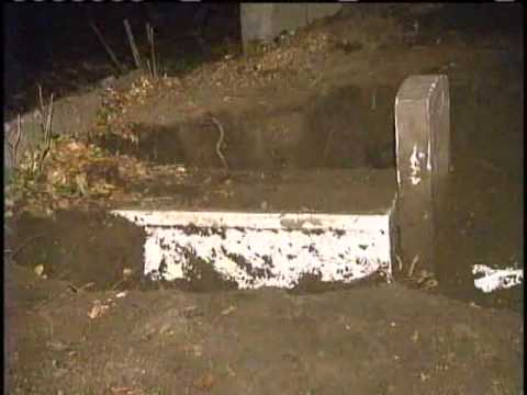 Omaha Man Finds Graves In Back Yard