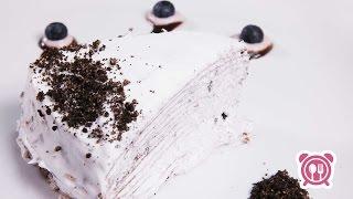 Resepi Kek Crepe Coklat -  Seminit Resepi Video