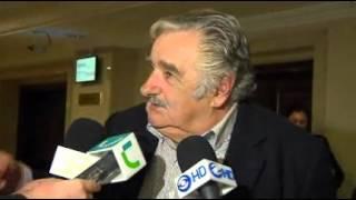 Mujica habló del autocultivo de marihuana