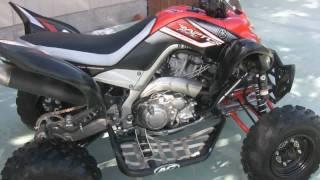 1. 2007 Yamaha Raptor Special Edition SE 700R