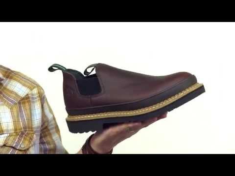 Georgia Giant Romeo Steel Toe Work Shoes Style# - GS262