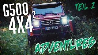 Download Lagu JP Performance - Mercedes G500 4x4² Adventures | Teil 1 Mp3
